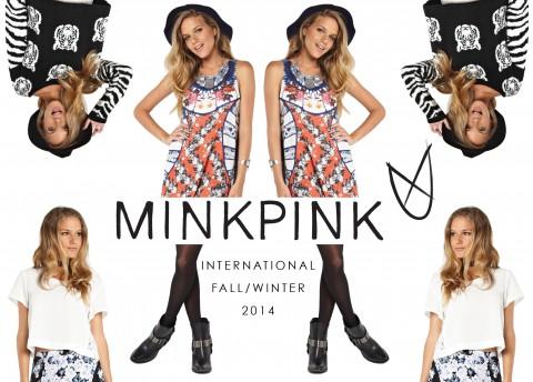 14AW MINK PINK