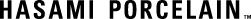 hasami_porcelain_logo