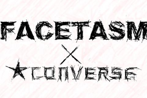 FACETASM×CONVERSE